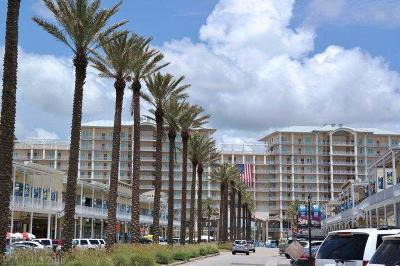 Orange Beach Condo/Townhouse For Sale: 4851 Wharf Pkwy #825