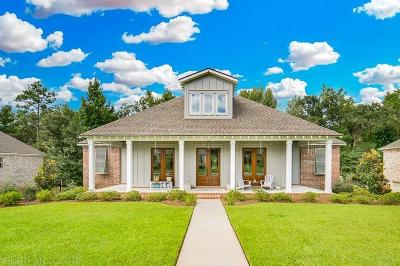 Fairhope Single Family Home For Sale: 405 Boulder Creek Avenue