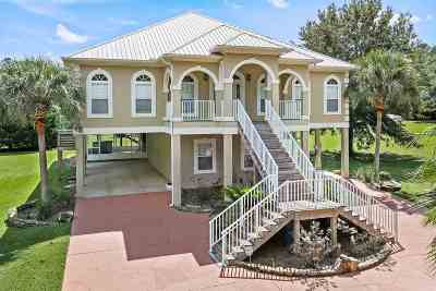 Gulf Shores, Orange Beach Single Family Home For Sale: 26554 Bay Circle