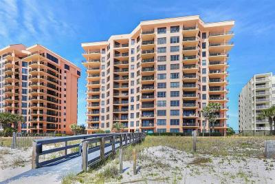 Condo/Townhouse Contingent On Sale: 25250 E Perdido Beach Blvd #1201