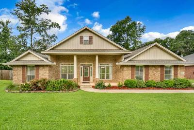 Daphne Single Family Home For Sale: 27236 Bay Branch Drive