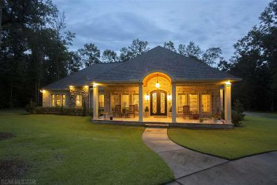 Mobile County Single Family Home For Sale: 9501 S Magnolia Downs