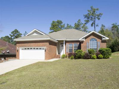 Daphne Single Family Home For Sale: 8411 Preakness Court