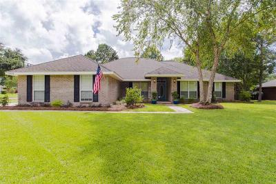 Foley Single Family Home For Sale: 12783 Briarwood Drive