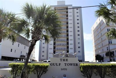 Gulf Shores Condo/Townhouse For Sale: 1051 W Beach Blvd #3-A