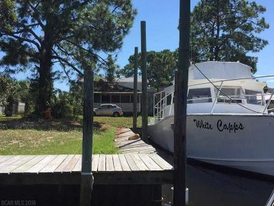 Orange Beach Single Family Home For Sale: 26651 Marina Road