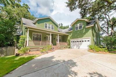 Fairhope Single Family Home For Sale: 53 N Church Street