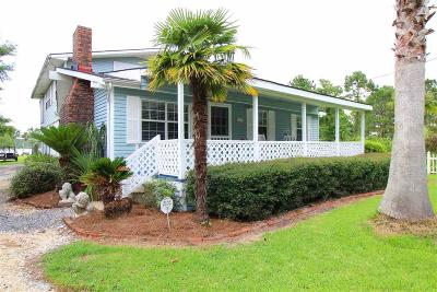 Gulf Shores Single Family Home For Sale: 16317 Bon Bay Drive