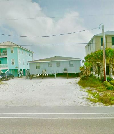 Gulf Shores AL Single Family Home For Sale: $840,000