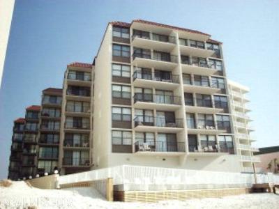 Gulf Shores Condo/Townhouse For Sale: 511 E Beach Blvd #406