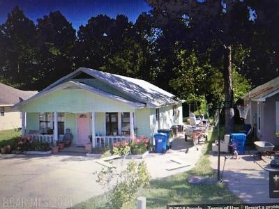 Gulf Shores Single Family Home For Sale: 433 Palmetto Ct