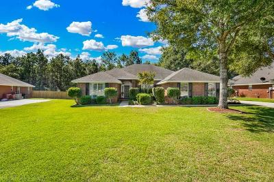 Daphne Single Family Home For Sale: 27488 Bay Branch Drive