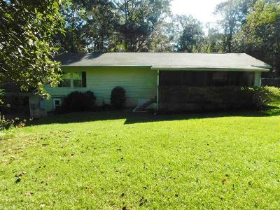 Mobile County Single Family Home For Sale: 5375 Quimby Dr