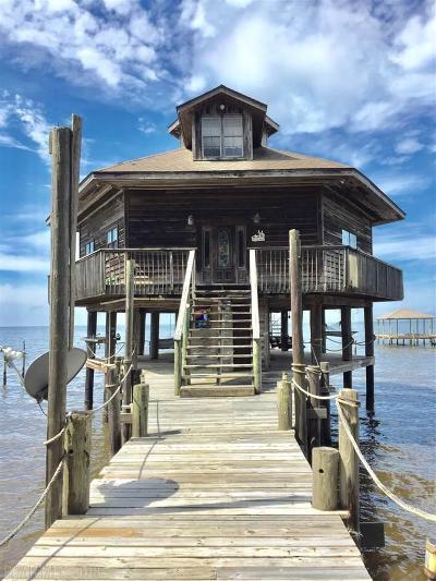 Fairhope AL Single Family Home For Sale: $775,000