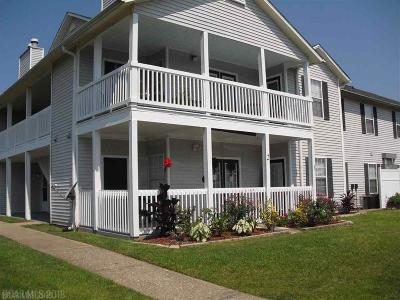 Gulf Shores Condo/Townhouse For Sale: 6194 Highway 59 #D-7