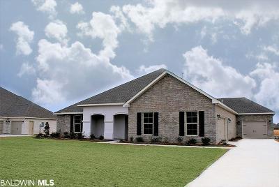 Fairhope AL Single Family Home For Sale: $345,890