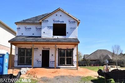 Fairhope AL Single Family Home For Sale: $329,155