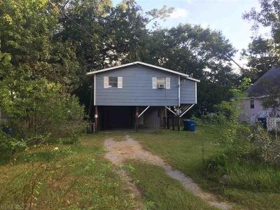 Orange Beach Single Family Home For Sale: 27251 Magnolia Drive