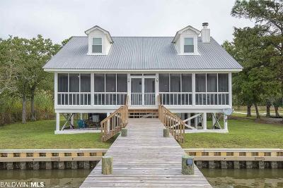 Fairhope Single Family Home For Sale: 11397 County Road 1