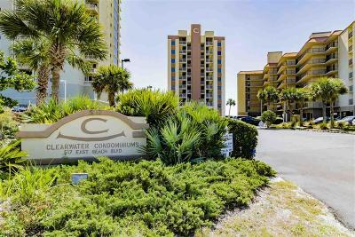 Gulf Shores, Orange Beach Condo/Townhouse For Sale: 517 E Beach Blvd #5B