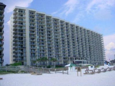 Orange Beach Condo/Townhouse For Sale: 24400 Perdido Beach Blvd #402