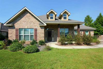 Fairhope Single Family Home For Sale: 311 Wakefield Ave