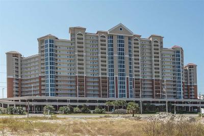 Gulf Shores Condo/Townhouse For Sale: 455 E Beach Blvd #1018