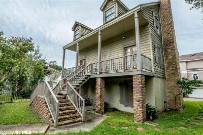 Daphne Single Family Home For Sale: 107 Madison Street