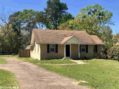 Foley Single Family Home For Sale: 1015 N Alston Street