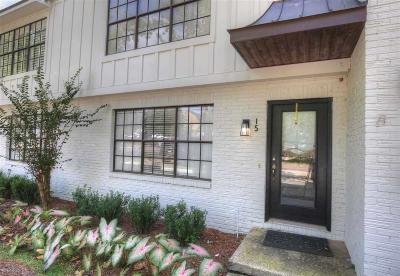 Fairhope Condo/Townhouse For Sale: 314 Gayfer Court #15