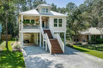 Orange Beach Single Family Home For Sale: 27452 Park Drive