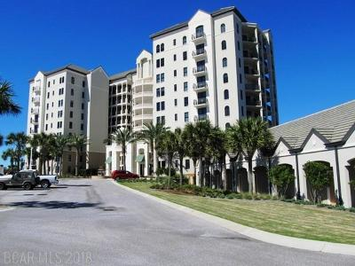 Pensacola Condo/Townhouse For Sale: 14900 River Road #902