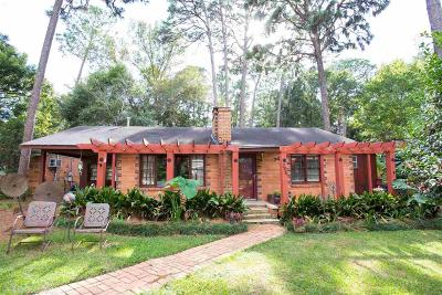 Fairhope Single Family Home For Sale: 206 Orange Avenue