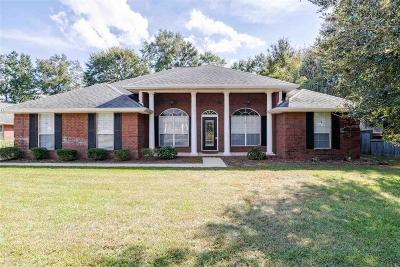 Foley Single Family Home For Sale: 16394 Hamlet Lane
