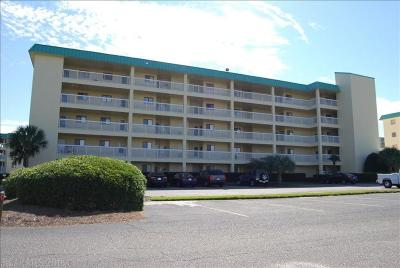 Gulf Shores Condo/Townhouse For Sale: 400 Plantation Road #4402