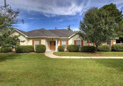 Fairhope Single Family Home For Sale: 9691 Bay Meadows Avenue