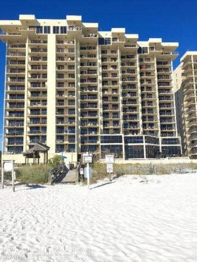 Condo/Townhouse For Sale: 24160 Perdido Beach Blvd #2056