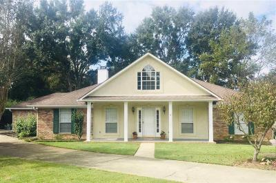 Fairhope Single Family Home For Sale: 8 Fox Run