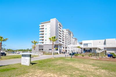 Orange Beach Condo/Townhouse For Sale: 4851 Wharf Pkwy #812