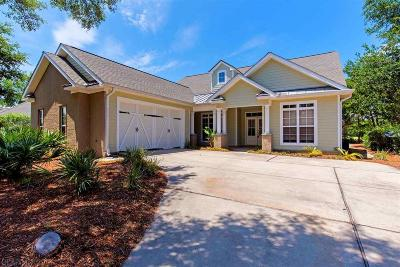 Gulf Shores Single Family Home For Sale: 529 Retreat Lane