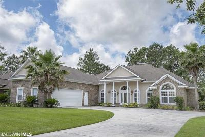 Foley Single Family Home For Sale: 22878 Carnoustie Drive