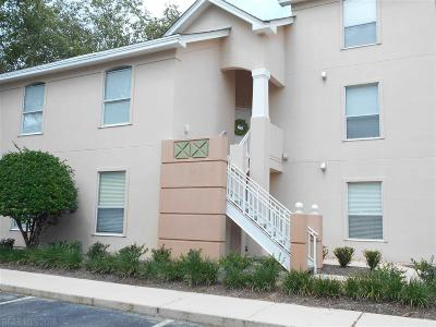 Gulf Shores Condo/Townhouse For Sale: 3730 Cypress Point Dr #201A