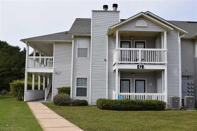 Gulf Shores Condo/Townhouse For Sale: 6194 Highway 59 #G3