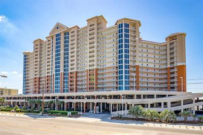 Gulf Shores Condo/Townhouse For Sale: 455 E Beach Blvd #302