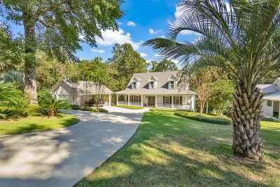 Fairhope Single Family Home For Sale: 22440 Sea Cliff Drive