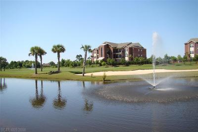 Gulf Shores, Mobile, Orange Beach Condo/Townhouse For Sale: 20050 E Oak Road #1614