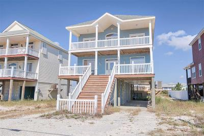Gulf Shores, Orange Beach Single Family Home For Sale: 1384 W Beach Blvd