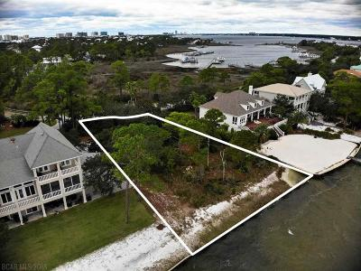 Orange Beach Residential Lots & Land For Sale: 31087 Peninsula Dr