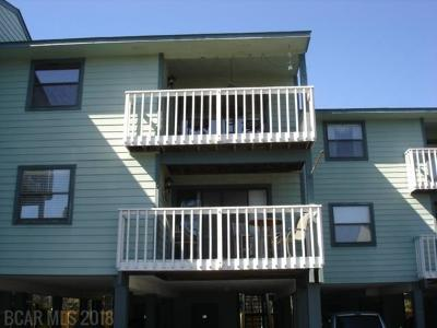Orange Beach Condo/Townhouse For Sale: 25861 Canal Road #84
