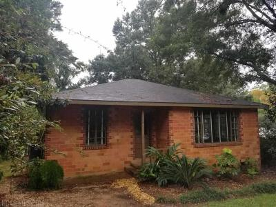 Fairhope Single Family Home For Sale: 118 Nichols Avenue